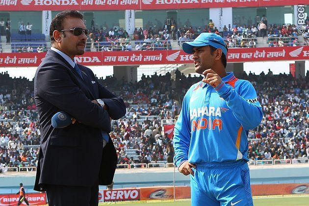 Ravi Shastri named director of cricket for India's upcoming ODI series against England