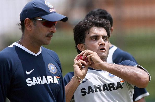 Sourav Ganguly calls for official statement detailing roles of Ravi Shastri and Duncan Fletcher