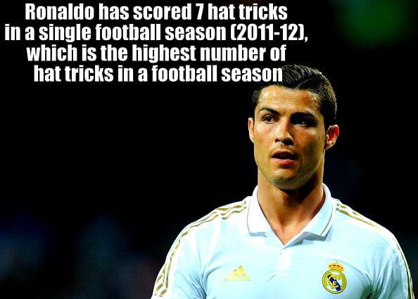 7 Cristiano Ronaldo records that won't be broken any time soon