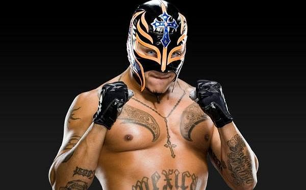 AAA taking no chances on Rey Mysterio