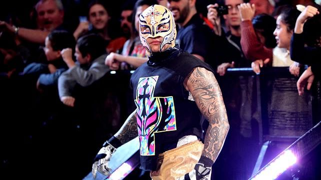 Rey Mysterio to leave the WWE? WWE 2K15 roster reveal
