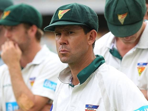 Ricky Ponting's debut in International Cricket