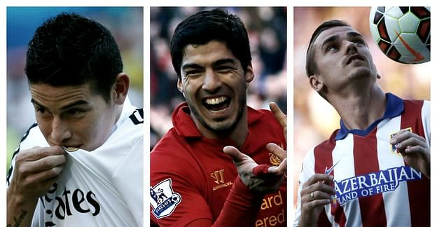 Griezmann vs Suarez vs Rodriguez - Who is La Liga's best signing of the summer?