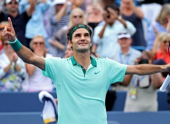 Roger Federer and his new style of poetic flamboyance