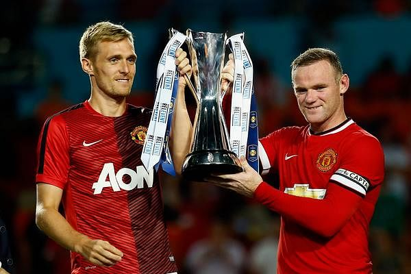 Wayne Rooney named new Manchester United captain