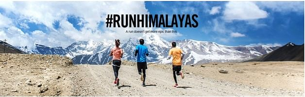 #RunHimalayas: Nike brings a life-changing experience within your grasp!