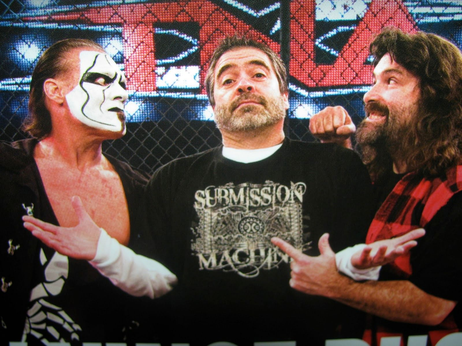Vince Russo fired from TNA