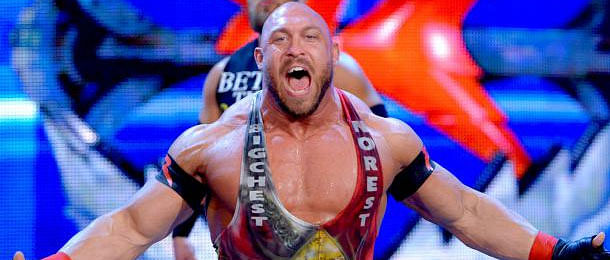 Ryback sends a message to his fans from his hospital bed