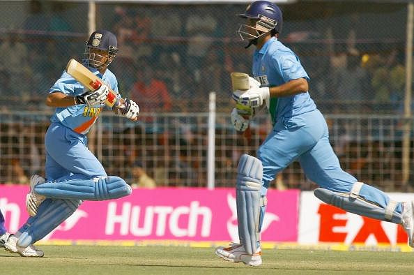 Stats: Most successful batting partnerships for India in ODIs