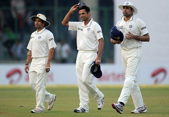 Among alleged successors to the big three, Ajinkya Rahane for VVS Laxman appears the most promising