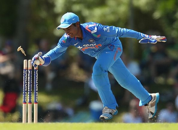 England v India 2014: Sanju Samson delighted at India call-up