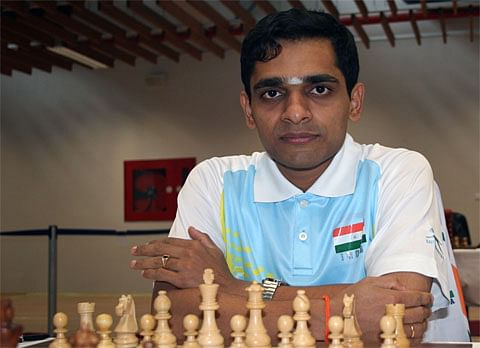 India's continue their winning run in Chess Olympiad