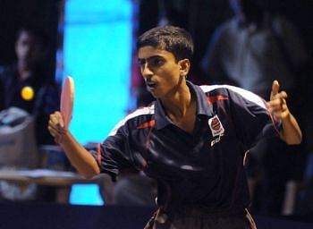 Inter-Institutional Table Tennis Championships: Sathiyan, Poulomi Ghatak emerge victorious
