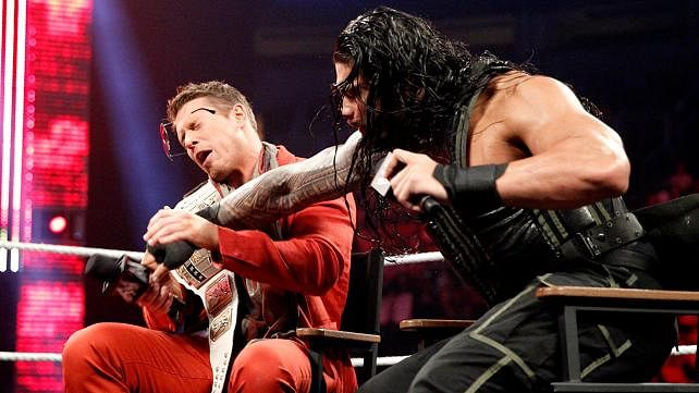 WWE Smackdown results - August 15, 2014