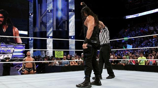 WWE Smackdown results - August 22, 2014