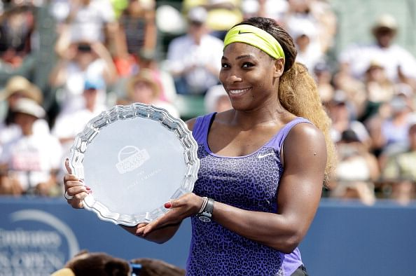 Serena Williams beats Angelique Kerber to win Bank of the West Classic