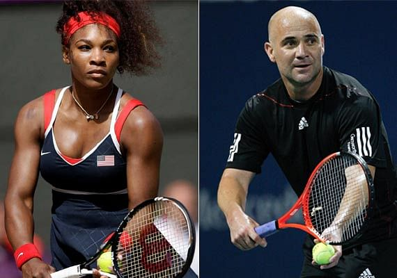 International Tennis Premier League: Serena Williams and Andre Agassi to light up Singapore