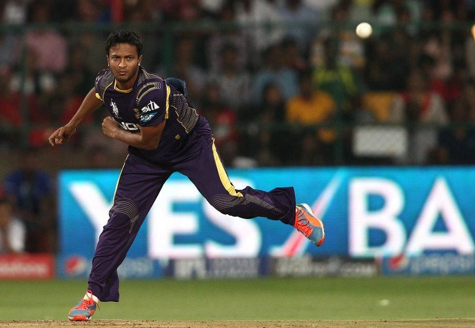 Shakib al Hasan won't play for KKR in Champions League T20 despite reduced ban