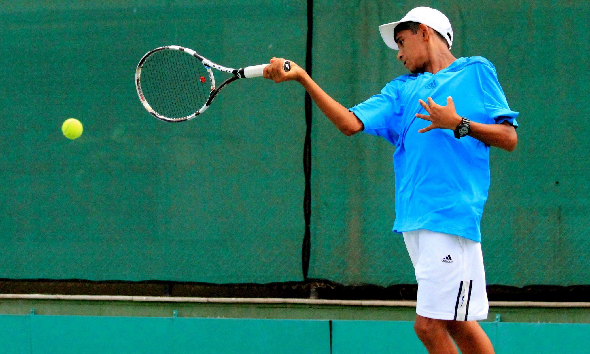 Siddhant Banthia qualifies for 2015 junior Wimbledon
