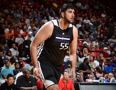 Top Twitter reactions to Sim Bhullar becoming the first Indian-origin player to be signed by an NBA team