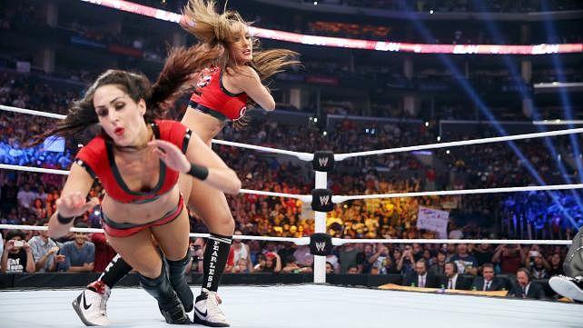 Lana Threatens Lesnar Again Nikki Bella To Address Her
