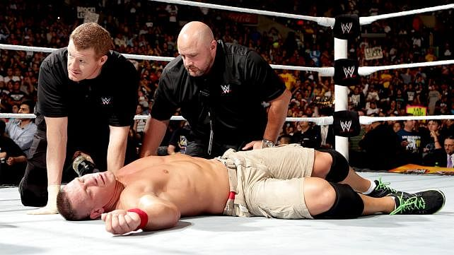 WWE SummerSlam 2014 : Superstar Ratings