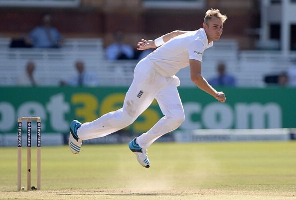 England vs India 2014: Stuart Broad likely to be rested for Old Trafford Test