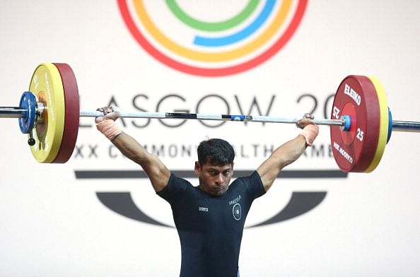 How weightlifter Sukhen Dey swallowed a raw deal and cornered glory at the Glasgow CWG