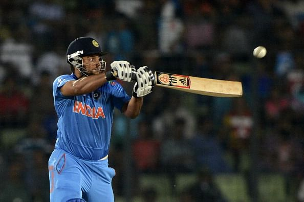 Suresh Raina took tips from Sachin Tendulkar to mentally prepare himself for England ODIs