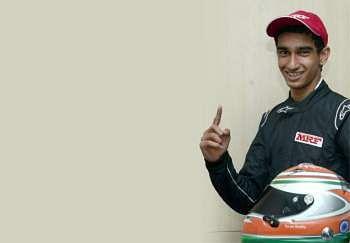 Teenager Tarun Reddy wins MRF Formula 1600 race