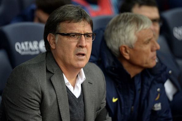 Tata Martino named as the new Argentina coach