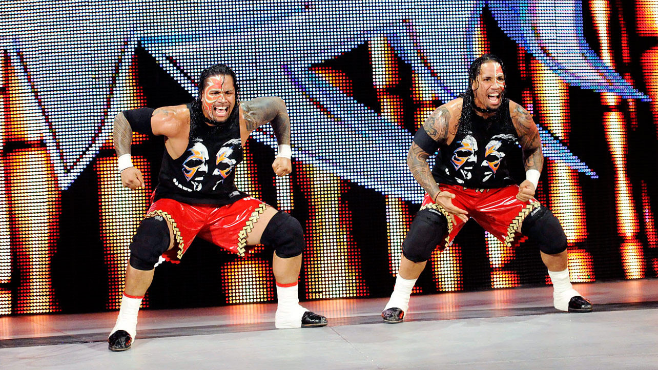 Triple threat tag team title at Summerslam,updates on Ascension and Heyman's DVD