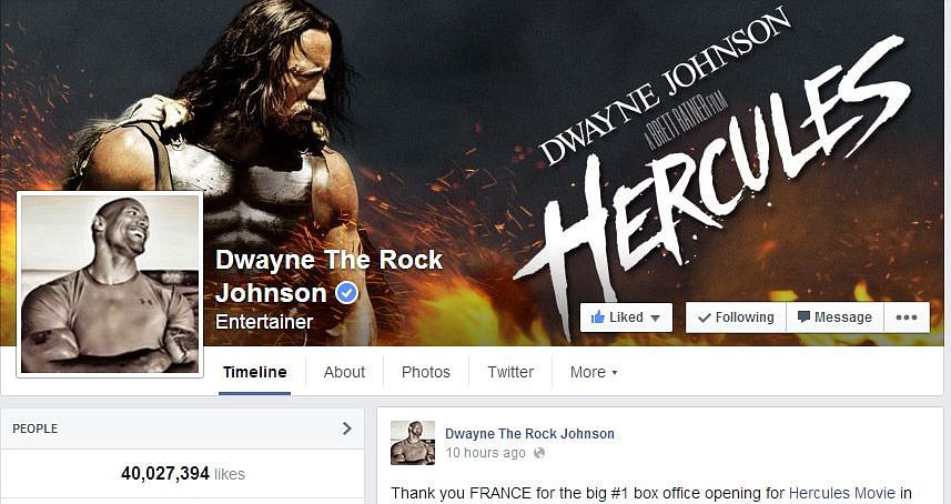 Vince McMahon's work ethic, The Rock hits Social Media milestone