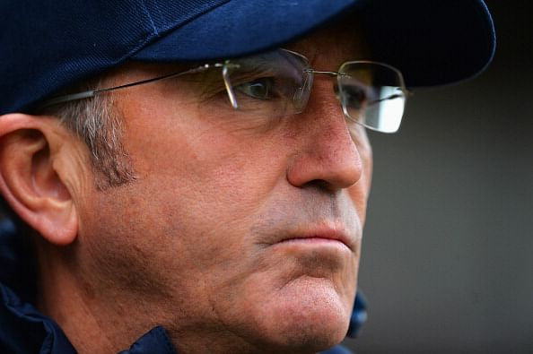 Crystal Palace in disarray after Tony Pulis exit