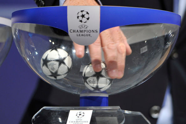 2014-15 UEFA Champions League group stage draw - Live updates, tweets and reactions