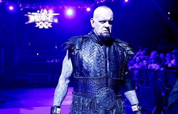 WWE fans want The Undertaker in a movie