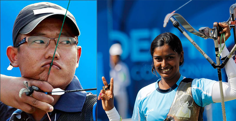 Indian archers look to improve on their previous Asian Games medals tally at Incheon 2014