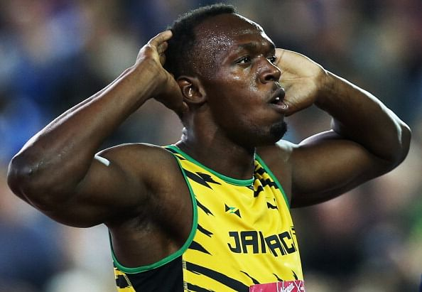 Usain Bolt anchors Jamaica to 4x100m win for first-ever Commonwealth gold medal