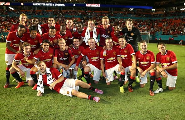 Highlights: Manchester United beat Liverpool 3-1 to win International Champions Cup