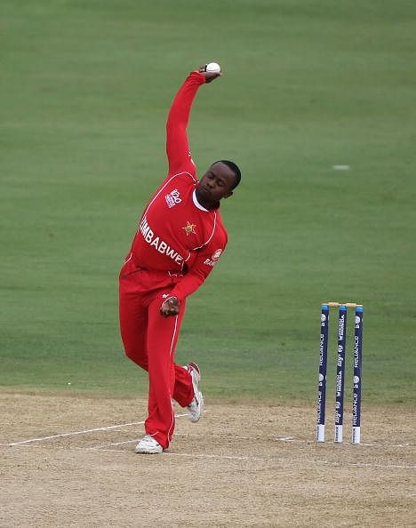 Prosper Utseya reported for suspected illegal bowling action