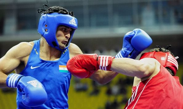 Vijender Singh withdraws from Asian Games