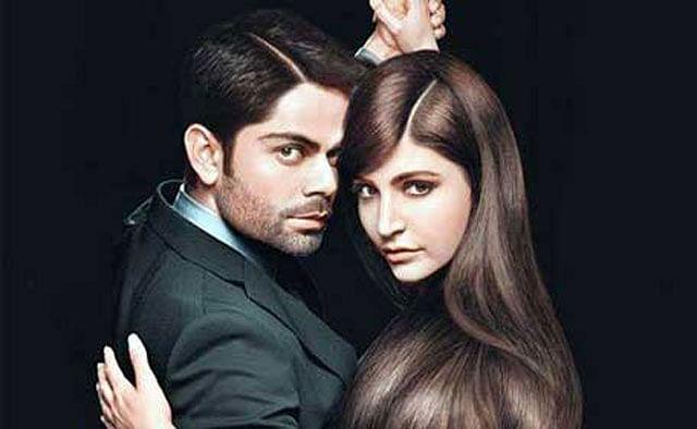 Anushka Sharma dismisses rumours of wedding plans with Virat KohliAnushka Sharma Kiss Virat Kohli