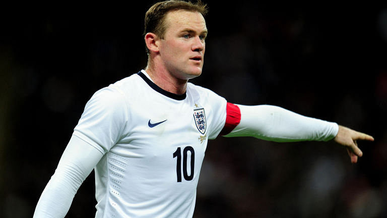 Wayne Rooney named England captain; four new players handed first call-up