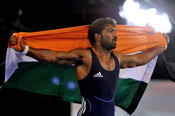 Yogeshwar Dutt had to work hard on his strength to triumph at CWG 2014