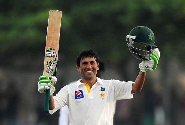 Younis Khan: Pakistan's Man of the Hour