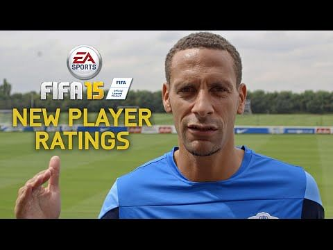 Premier League players are not happy with their FIFA 15 ratings