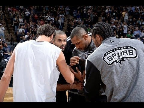 Top teamwork plays of the 2013-14 season - San Antonio Spurs