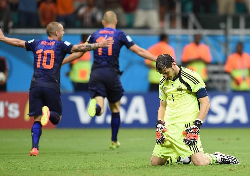 Is it time for Iker Casillas to retire from international football?