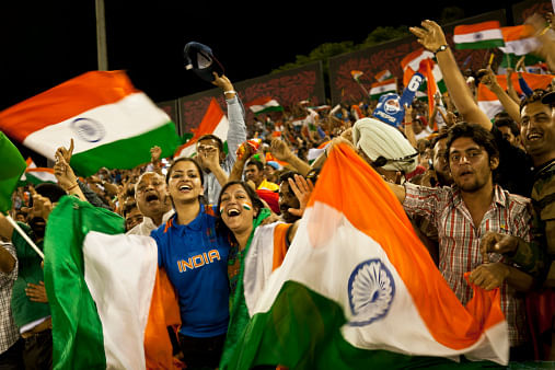 Indian cricket fans: Two sides of the same coin