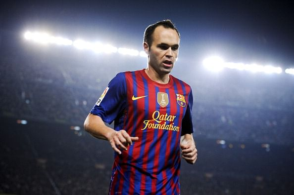Andres Iniesta Facts